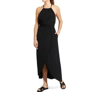 Athleta Ripple Maxi Dress